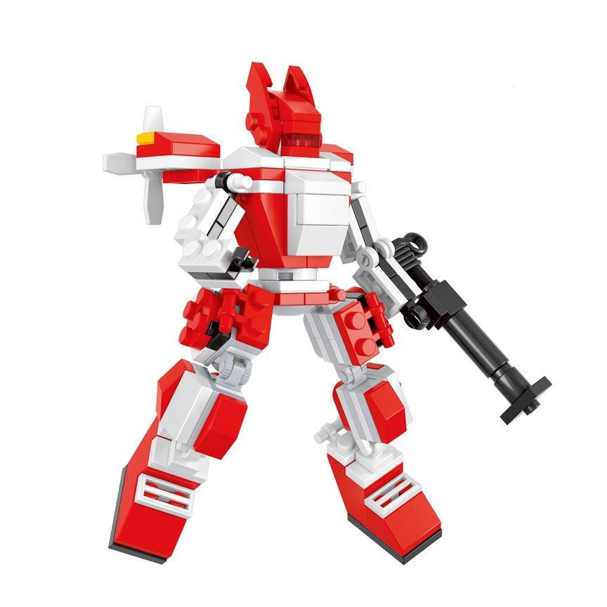 Sluban Red Spear-freis (Red)