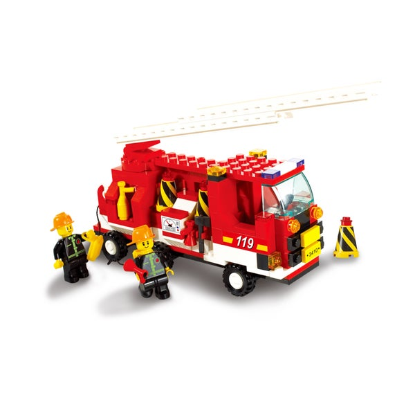 Sluban Fire Engine