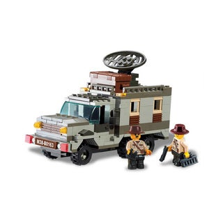 Radar Truck (Option: Brown)