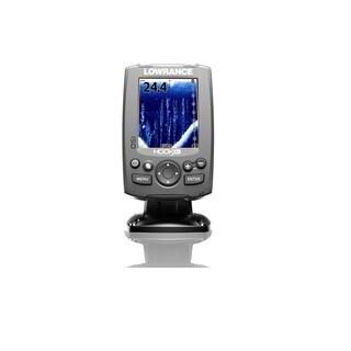 Lowrance Hook-3X DSI Fishfinder w/ XDCR 455/ 800 Transducer