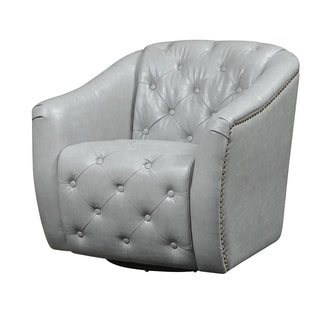 Rome Swivel Club Chair