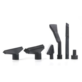 WORKSHOP WS25054A 2-1/2-inch Basic Homeowner's 5-piece Wet/Dry Kit
