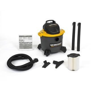 WORKSHOP Wet Dry Vac WS0910VA Wet/ Dry 4.25 Peak HP, 9 gal. General Purpose Shop Vacuum Cleaner