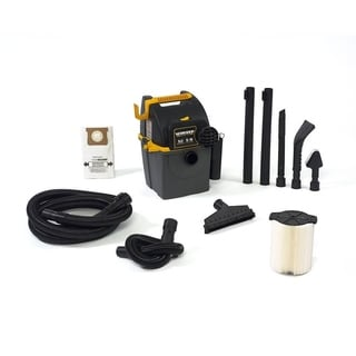 WORKSHOP Wet Dry Vac WS0500WM Wet/ Dry 5.0 Peak HP, 5 gal. Portable Garage Wall Mount Vacuum Cleaner