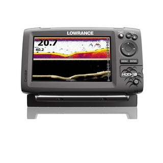 Lowrance Hook-7X Mid/ High/ DownScan Fishfinder