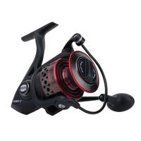Penn Fierce II Spinning 2500 6.2:1 Gear Ratio 5 Bearings 7-pound Max Drag Ambidextrous Clam Package Reel