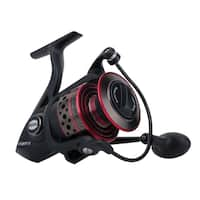Penn Fierce II Spinning 5000 5.6:1 Gear Ratio 5 Bearings 20-pound Max Drag Ambidextrous Clam Package Reel