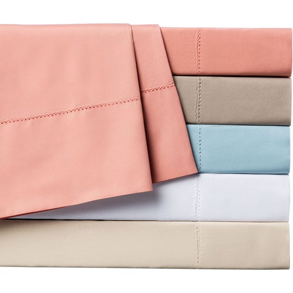Home Fashion Designs Lockwood Collection 500 Thread Count 100-percent Egyptian Cotton Luxury Sheet Set
