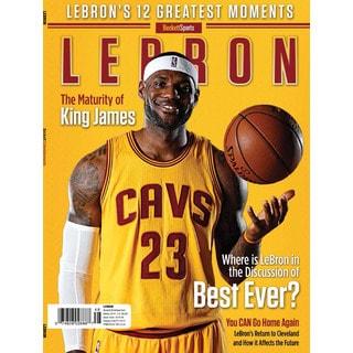 LEBRON: Maturity of King James NBA Basketball Cavs Limited Edition Magazine