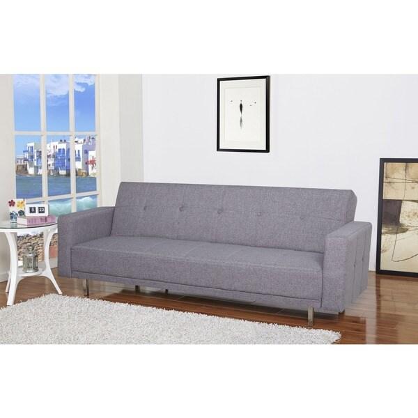 Cleveland Ash Convertible Sofa Bed
