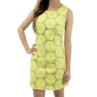 Relished Women's Blu Pepper Singing Sunflowers Dress