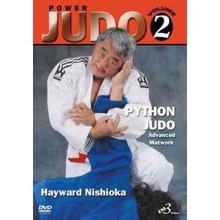 Power Judo Python Grip DVD Nishioka unorthodox techniques & judging