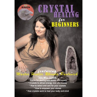 Stone Crystal Healing for Beginners #1 DVD Pavlovich stress reduction wealth
