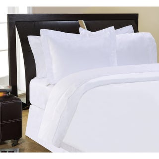 500 Thread Count Long Staple Cotton Extra Pillowcases (Set of 2) (More options available)