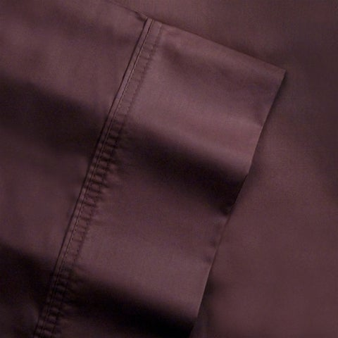 Pointehaven 500 Thread Count Cotton Pillowcases (Set of 2)