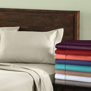 Superior 800 Thread Count Cotton Blend Pillowcases (Set of 2) (More options available)