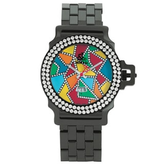 Jacob & Co. Unisex Ceramic JCS18 Diamond Black Watch