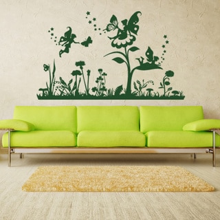 Land of Elves Wall Decal