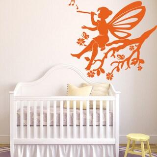 Little Fairy Wall Decal