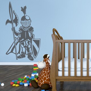 Little Knight Wall Decal