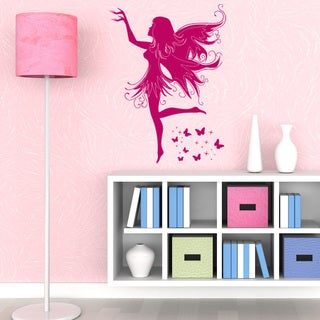 Magic Fairy Wall Decal