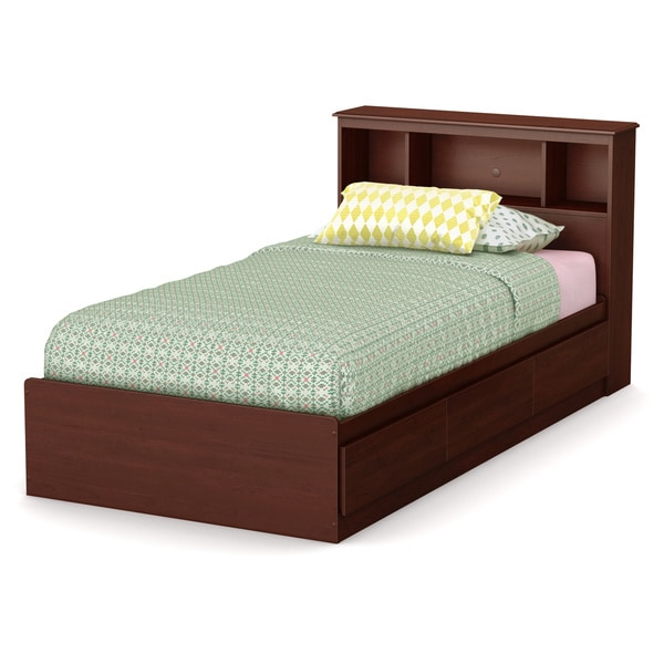 Logik Twin Mates Bed With Storage By South Shore