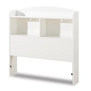 South Shore Logik Twin 39-inch Bookcase Headboard