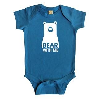 Rocket Bug 'Bear with Me' Baby Bodysuit