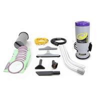Proteam Super QuarterVac 6 Quart Backpack Vacuum Cleaner