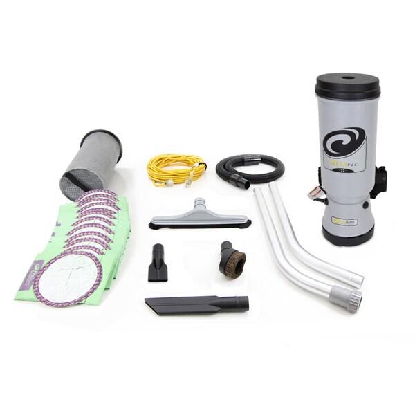 Proteam MegaVac 10-Quart Backpack Vacuum Cleaner