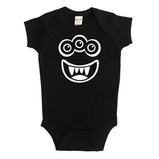 Rocket Bug Silly Monster Baby Bodysuit