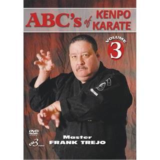 ABCs Of Ed Parker Kenpo Karate #3 DVD Frank Trejo martial arts