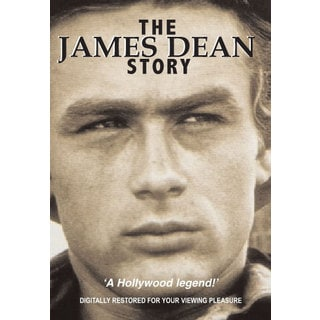 The complete James Dean Story DVD documentary interviews