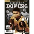 Ranking the Greatest Legends of Boxing Limited Edition Magazine top boxers Marciano Tyson Ali best punches