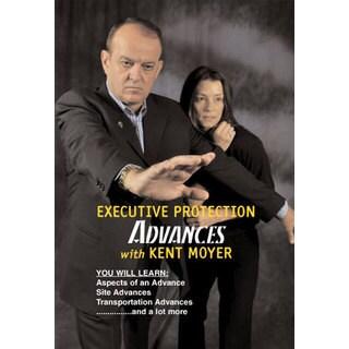 WPG Executive Protection Advances DVD Kent Moyer bodyguard weapons