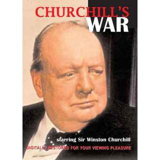 Sir Winston Churchill War DVD WWII historical documentary