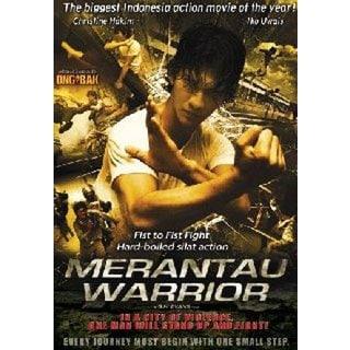 Merantau Warrior DVD Christine Hakim Iko Uwais 2009 Indonesian action