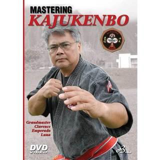 Mastering Kajukenbo martial arts DVD GM Clarence Emperado