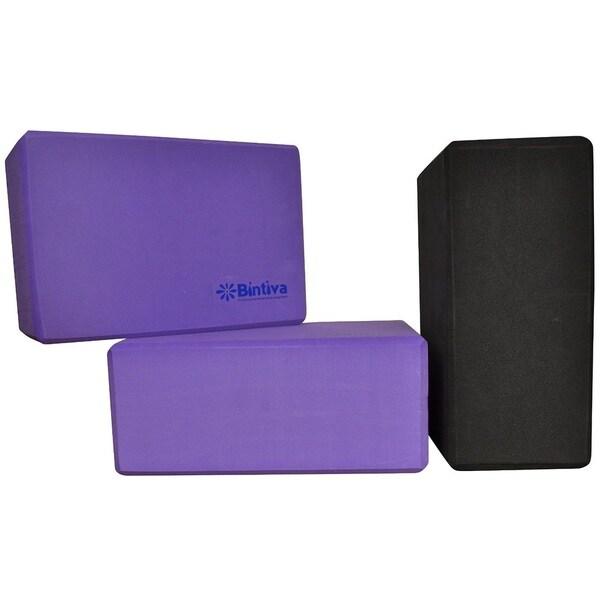 Bintiva Large Eco Yoga Blocks