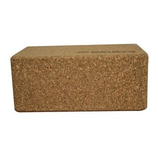 Bintiva Eco-friendly Cork Yoga Blocks