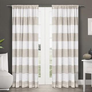stripe curtains & drapes - shop the best deals for sep 2017