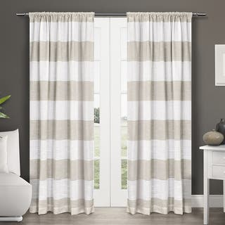 ATI Home Darma Semi-Sheer Stripe Linen Blend Curtain Panel (Pair)|https://ak1.ostkcdn.com/images/products/10879764/P17916027.jpg?impolicy=medium