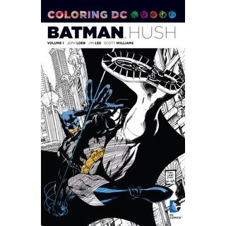 Batman: Hush (Paperback)