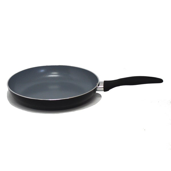 Gourmet Chef 12 Inch Eco Friendly Non Stick Ceramic Fry