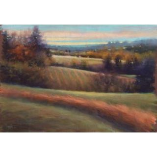 Marla Baggetta 'Stafford View' Gallery Wrapped Canvas