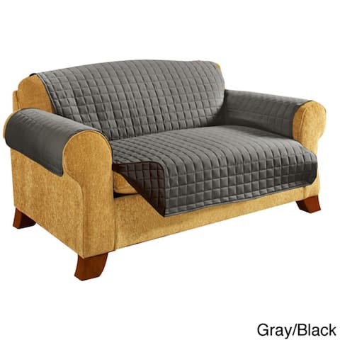 Buy Top Rated - Black Sofa & Couch Slipcovers Online at Overstock ...
