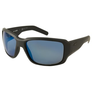 Arnette AN4201 Racketeer Men's Wrap Sunglasses