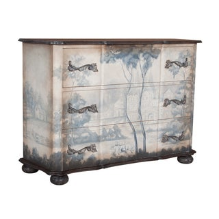 Antique 3-drawer Duchess Chest