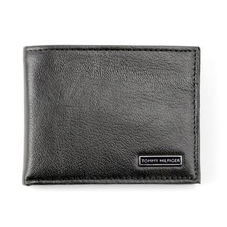 Tommy Hilfiger Men's Billfold Genuine Leather Wallet