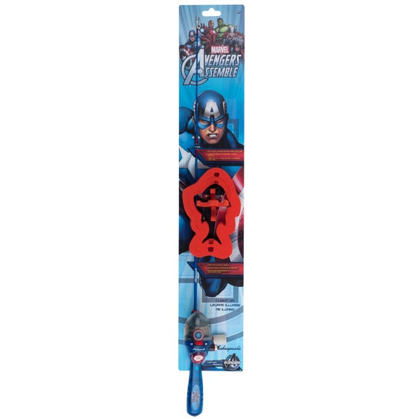Shakespeare® Marvel Captain America Light kit